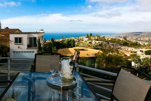 Uninteruptabe View Villa - 4,3BR Ultra Modern Dual 180* Vws Lease 31 Days min - Laguna Beach - rentals