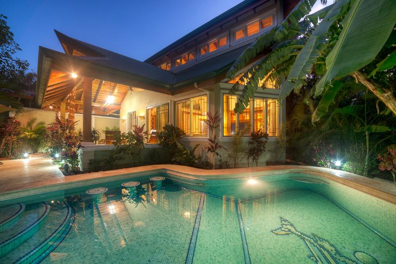 LUXURY, BRAND NEW SECURE HOME CLOSE TO THE SURF - Image 1 - Nosara - rentals