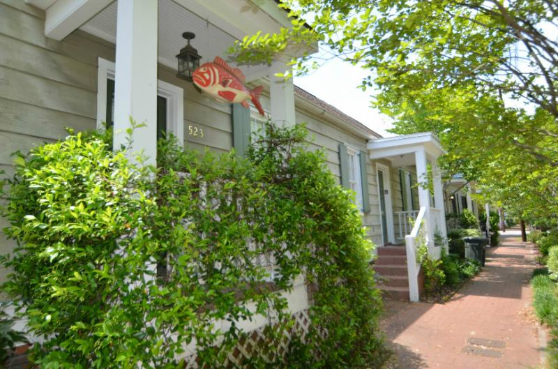 Red Fish Cottage SVR 00324 - Image 1 - Savannah - rentals