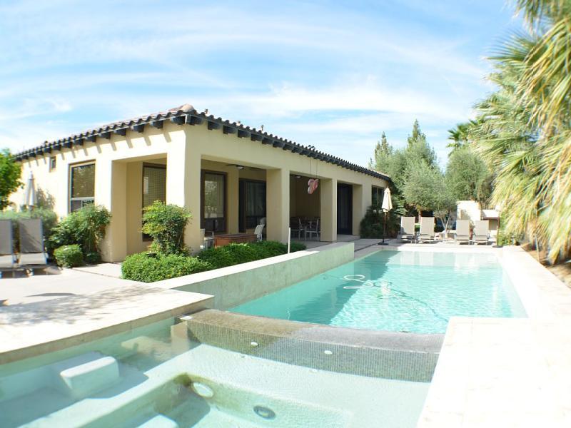 Spanish Modern Retreat | for the Perfect Reunion | 1 mile walk to Coachella - Image 1 - Indio - rentals