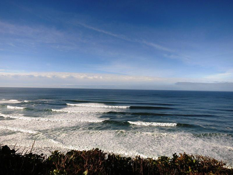 View from Deck - CELESTIAL BY THE SEA - Lincoln City - Newport - rentals