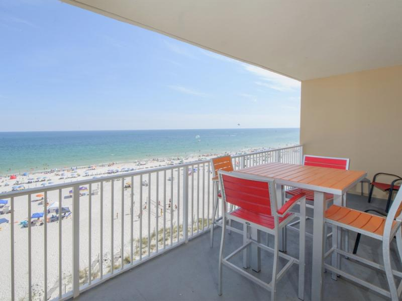 East or West, fantastic clear view of the Gulf of Mexico and our white sandy beaches - Best Location,Newest on E.Beach, 2 bdr plus Bunks. - Gulf Shores - rentals