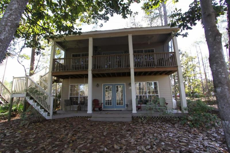 On the Canal - Canal Front in Old Seagrove Beach - On the Canal - Seagrove Beach - rentals