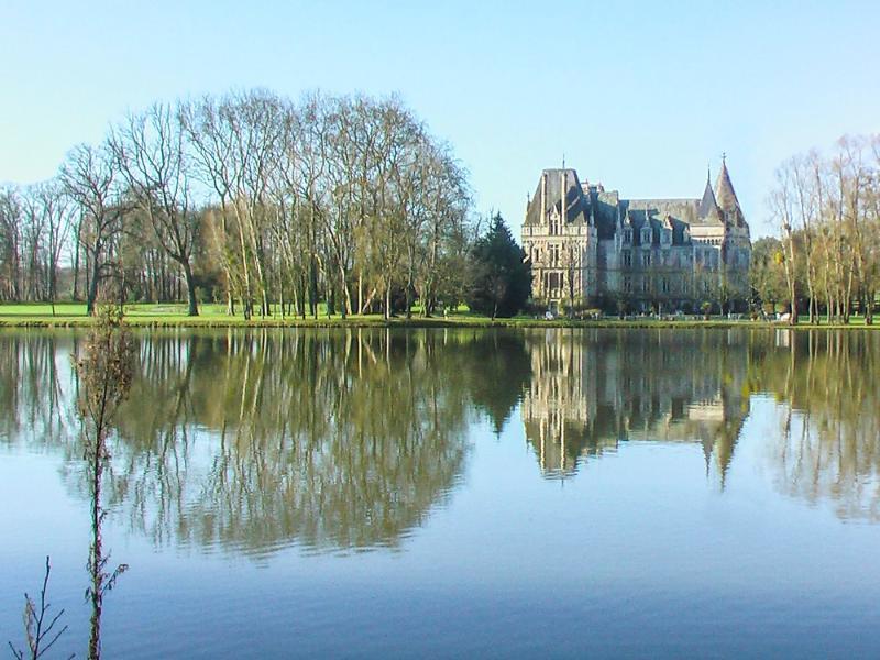 Chateau Abelia Du Lac - Image 1 - Le Lion-d'Angers - rentals
