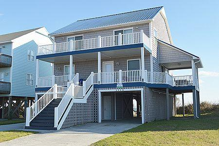 Almost Heaven - Almost Heaven - North Topsail Beach - rentals