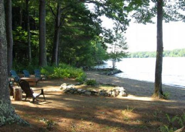 Waterfront Home on Lake Kanasatka (SUL109W) - Image 1 - Moultonborough - rentals