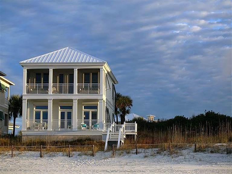 The White House - Image 1 - Panama City Beach - rentals