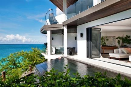 Stingray 2 Bedroom at Tamarind Hills, Antigua - Oceanfront, Pool (O3) - Image 1 - Bolans - rentals