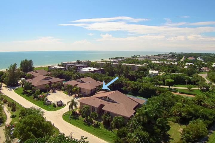 Great Mid-Island Location Short Walk to Beach - Coquina Beach 4D - Just 201 Steps to the Beach!!!! - Sanibel Island - rentals