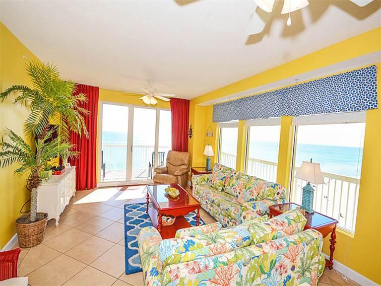 Seychelles Beach Resort 0809 - Image 1 - Panama City Beach - rentals