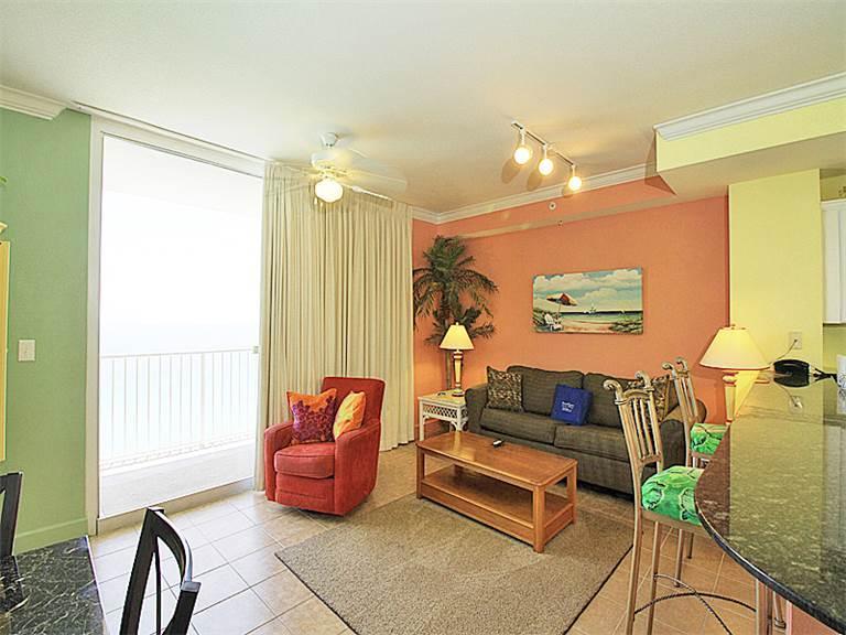 Tidewater Beach Condominium 1507 - Image 1 - Panama City Beach - rentals