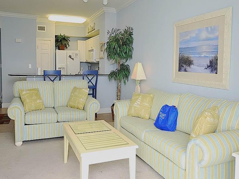 Tidewater Beach Condominium 1715 - Image 1 - World - rentals