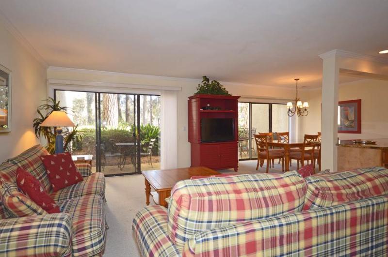 Plantation Club 508 - Image 1 - Hilton Head - rentals