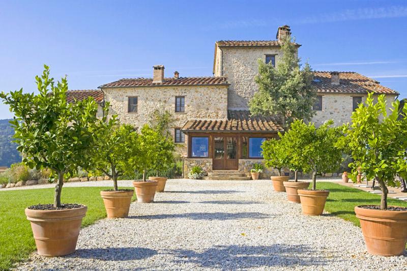 Villa Ferraiola - Image 1 - San Lorenzo a Merse - rentals
