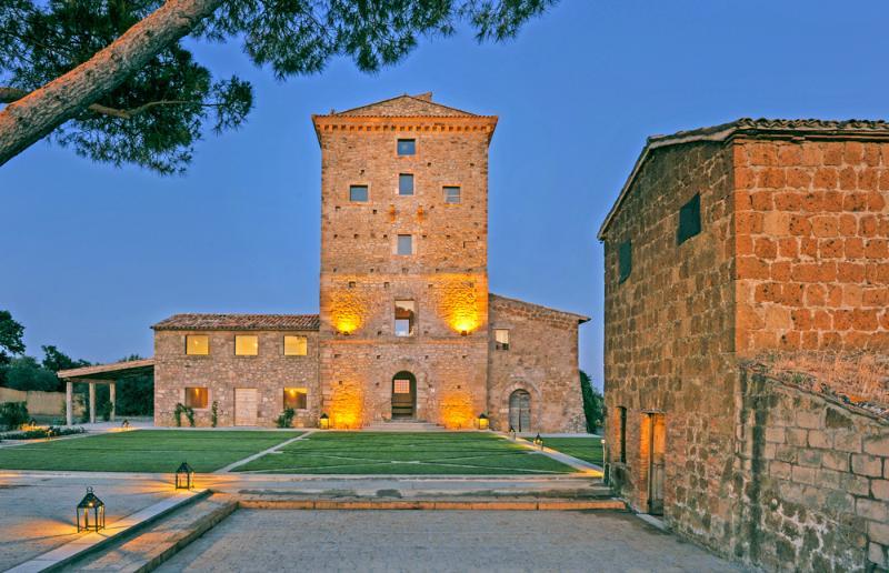 Villa Volante - Image 1 - Castiglione in Teverina - rentals