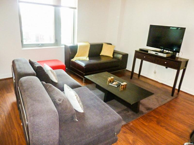 MODERN AND BRIGHT STUDIO APARTMENT - Image 1 - Washington DC - rentals