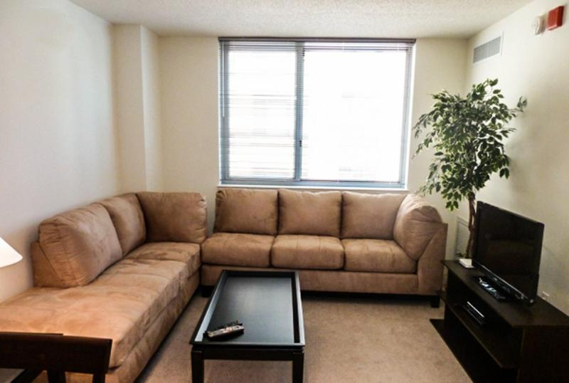 REMARKABLY FURNISHED 1 BEDROOM APARTMENT IN WASHINGTON - Image 1 - Washington DC - rentals