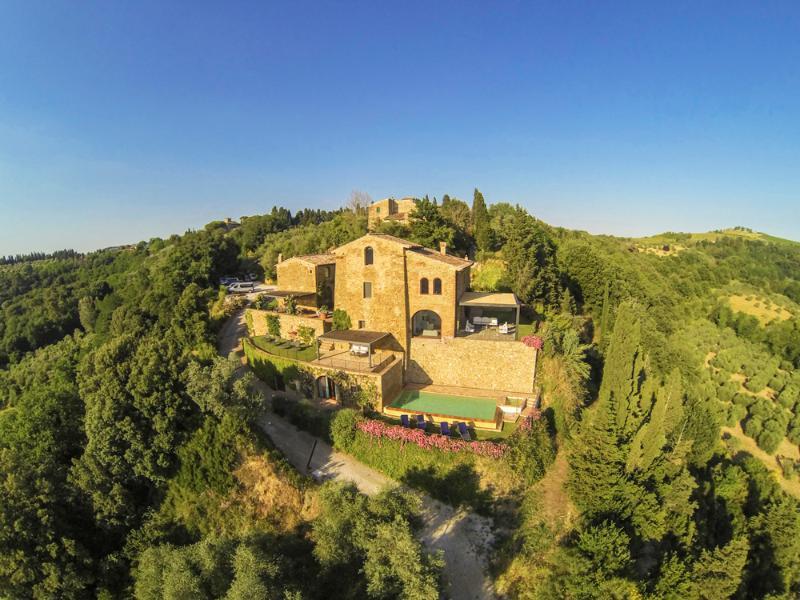 Villa Torre - Image 1 - Tuscany - rentals
