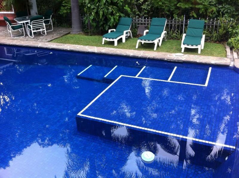 Pool/ Alberca - Villa El Nido-Fabulous Vintage Mexican Style Casit - Cuernavaca - rentals