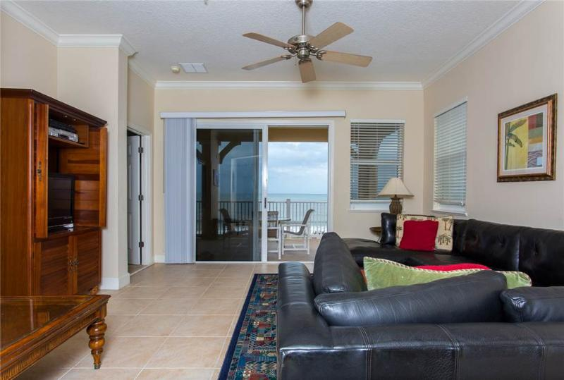 Cinnamon Beach 845, 4th Floor Ocean Front, Corner Condo, HDTV, Sweeping Vie - Image 1 - Palm Coast - rentals