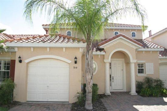 4 Bedroom 3.5 Bath Pool Home with Games Room. 914BD - Image 1 - Orlando - rentals