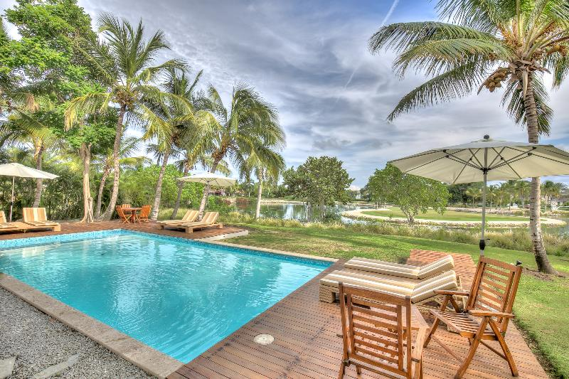 Amazing 4 Bedroom Villa with an incredible view - Image 1 - Punta Cana - rentals