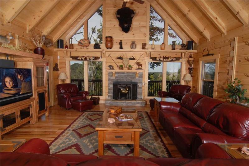 Ken Knights Wilderness Lodge - Image 1 - Sevierville - rentals