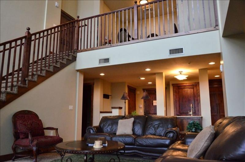 Canyons, Hyatt Escala 3.5 Bedroom/3.5 Bath Duplex - Image 1 - Park City - rentals