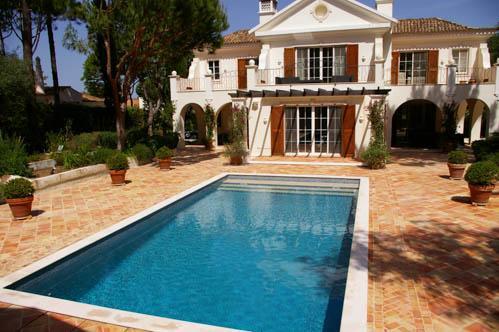 Villa Lavinia, Four Bedroom Rate - Image 1 - Algarve - rentals
