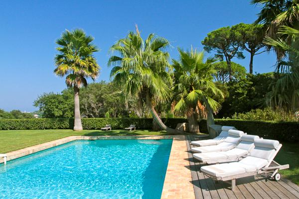 Huge St. Tropez villa, perfect for weddings. ACV HAP - Image 1 - Le Plan-du-Var - rentals