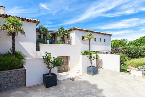 Ocean view villa between the village and beach. ACV ENT - Image 1 - Saint-Tropez - rentals