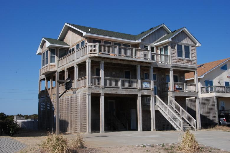 Book Now for Marathon Weekend!! Great Location!! - Image 1 - Nags Head - rentals