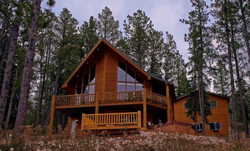 Sasquatch Gulch Lodge - Newly added Game Room! - Image 1 - Lead - rentals