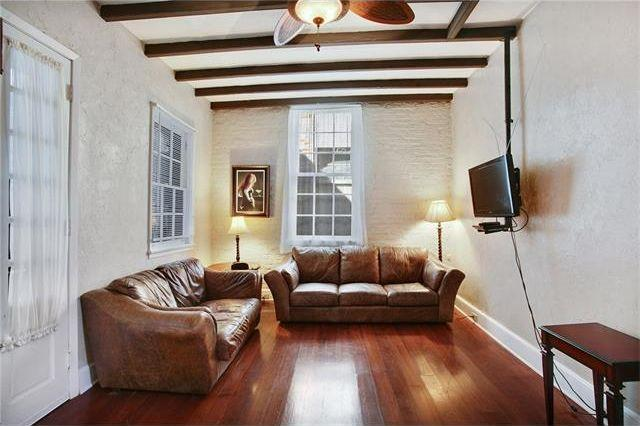 Beautiful and Quiet French Quarter Condo - Image 1 - New Orleans - rentals