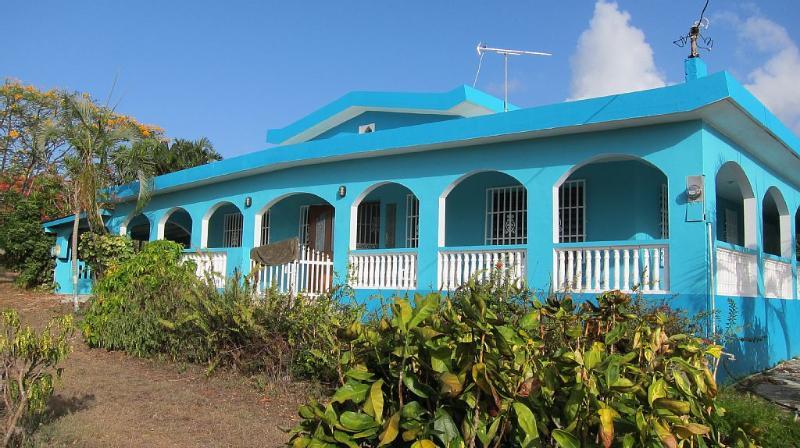 Private Hilltop Garden Villa with Spectacular - Image 1 - Isla de Vieques - rentals