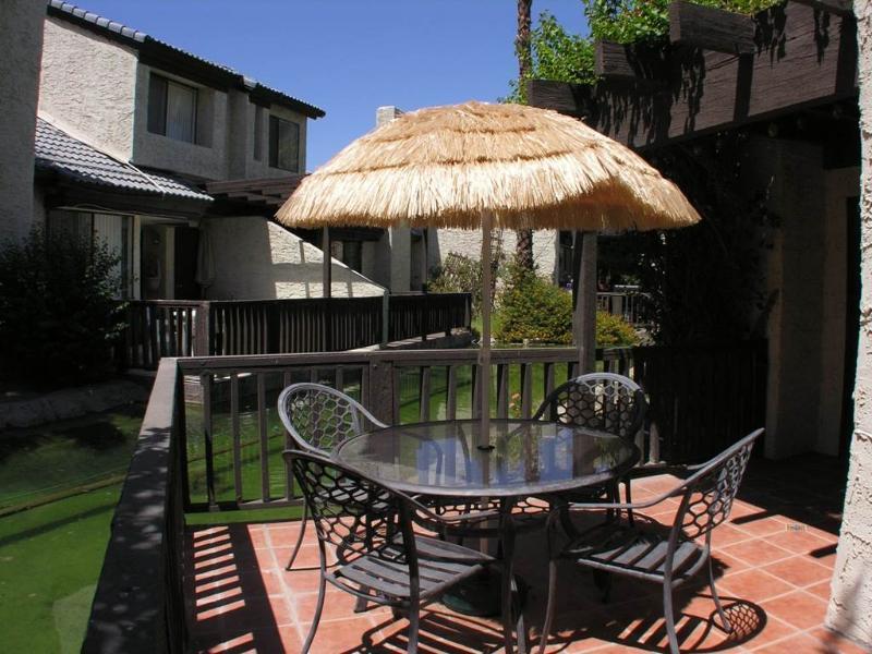 Los Pueblos Serene - K0264 - Image 1 - Palm Springs - rentals