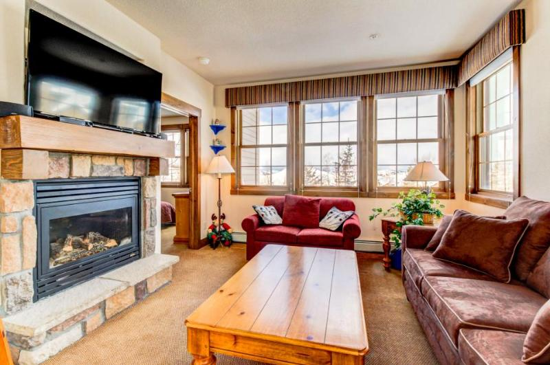 Ground floor condo at Granby Ranch - near slopes & more! - Image 1 - Granby - rentals