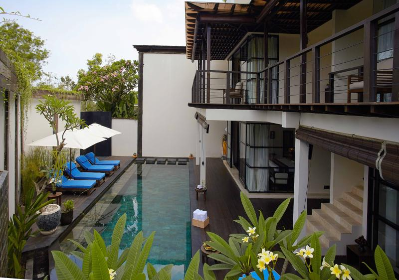 Private swimming pool - 3 bedroom Villa Santai - Jimbaran - rentals