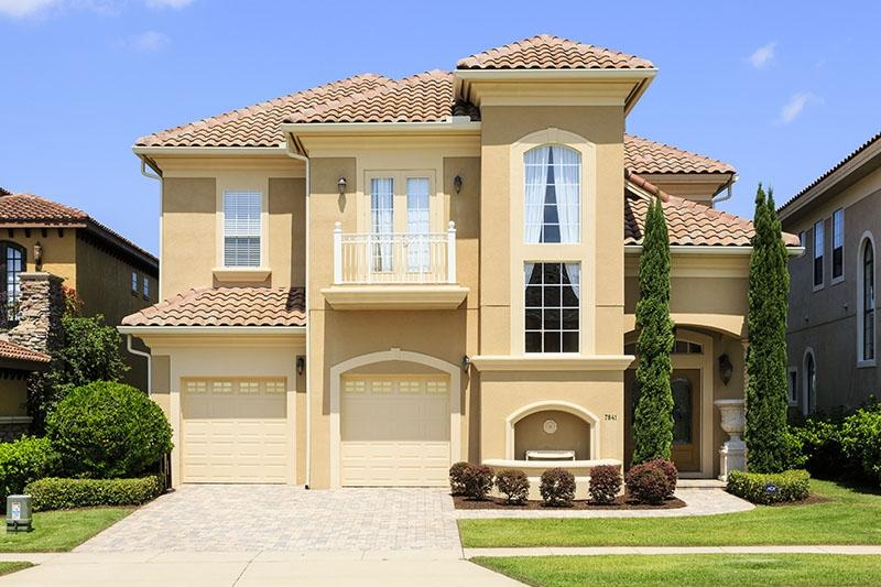 5 Bed Elegant Reunion Pool Home 6 Miles to Disney - Image 1 - Kissimmee - rentals