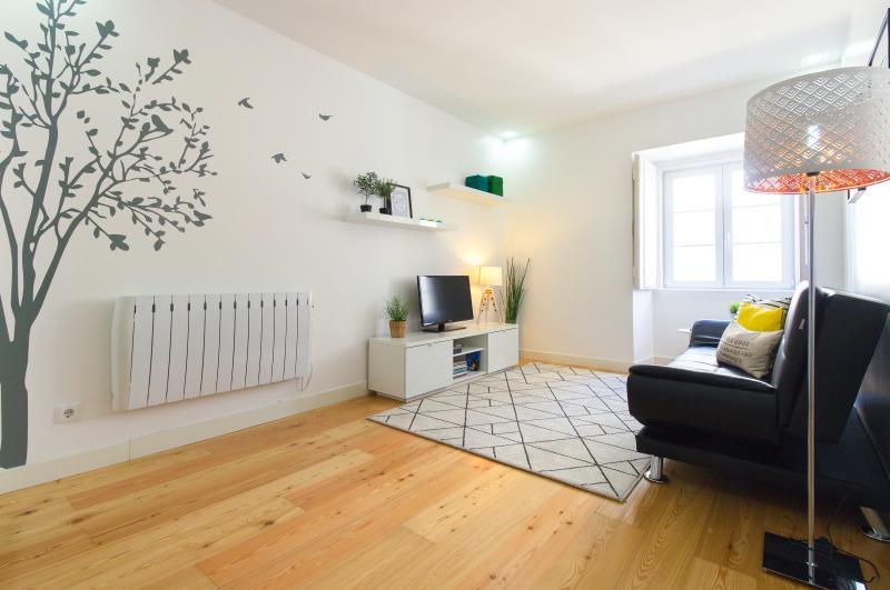Living Room - Lisbon Gloria Apartment - Downtown - Lisbon - rentals