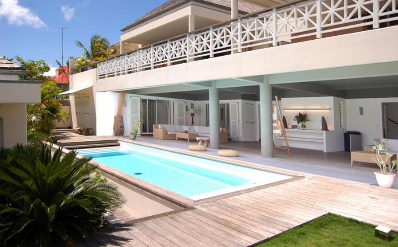 La Pointe - Ideal for Couples and Families, Beautiful Pool and Beach - Image 1 - Gustavia - rentals