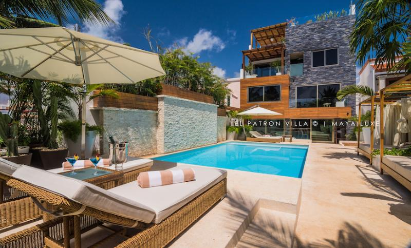 El Patron - Epic Villa in Cancun with Chef & Butler Included! - Image 1 - Cancun - rentals