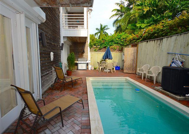 Du Pont House - LuxuryHome with Private  Heated Pool - 1/2 Block To Duval St - Image 1 - Key West - rentals