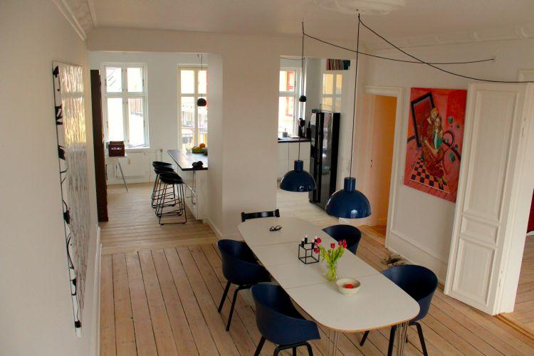 Noerrebrogade Apartment - Lovely penthouse Copenhagen apartment at Noerrebro - Copenhagen - rentals
