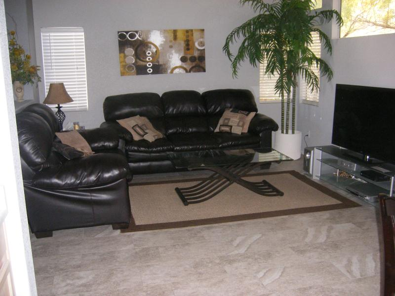 Living area with 55