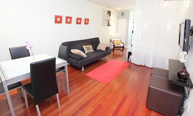 Cozy, Large Studio Best location in SoBe . WIFI, central AC, full kitchen. - Image 1 - Miami Beach - rentals
