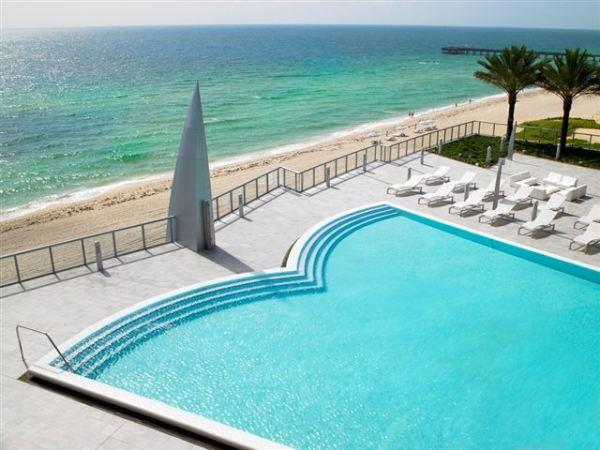 BEST IN SUNNY ISLES - BEACHFRONT 36TH FLOOR - Image 1 - Sunny Isles Beach - rentals