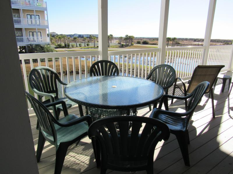 Unobstructed ocean view 4 bedroom 4 bath villa - Image 1 - Ocean Isle Beach - rentals