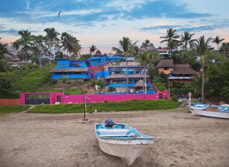 Casa Primavera vacation rental house in Sayulita - Image 1 - Sayulita - rentals