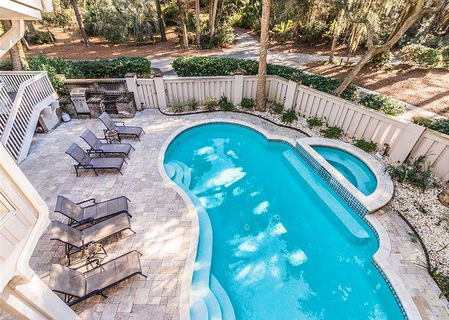 Welcome to Royal Tern 10-A! - Royal Tern 10-A, 5 Bedrooms, Private Pool, Sleeps 14 - Hilton Head - rentals